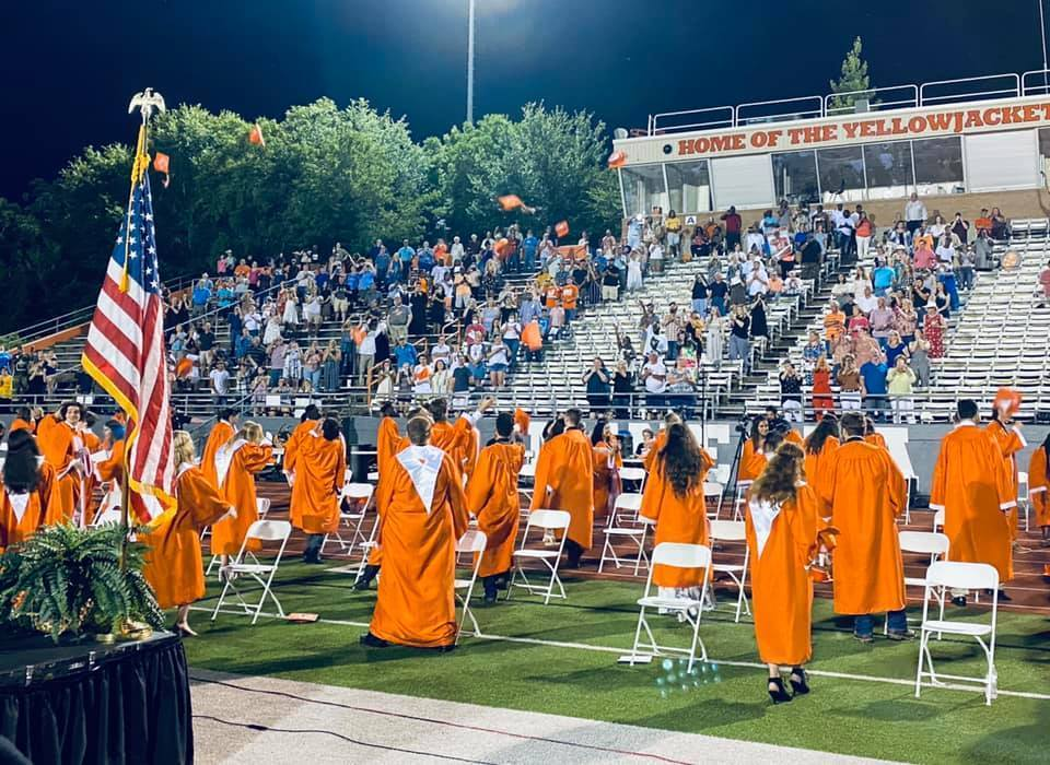 Congratulations Mineola High School Class of 2020!