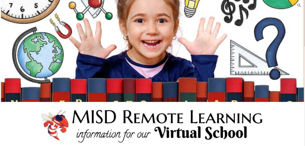 Virtual School Information and Help