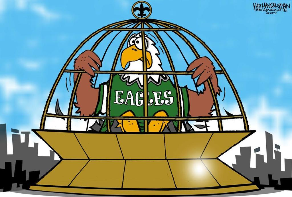 Cage the Eagles